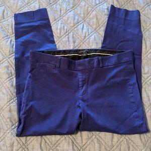 Banana Republic ladies cropped dress pants size 6S